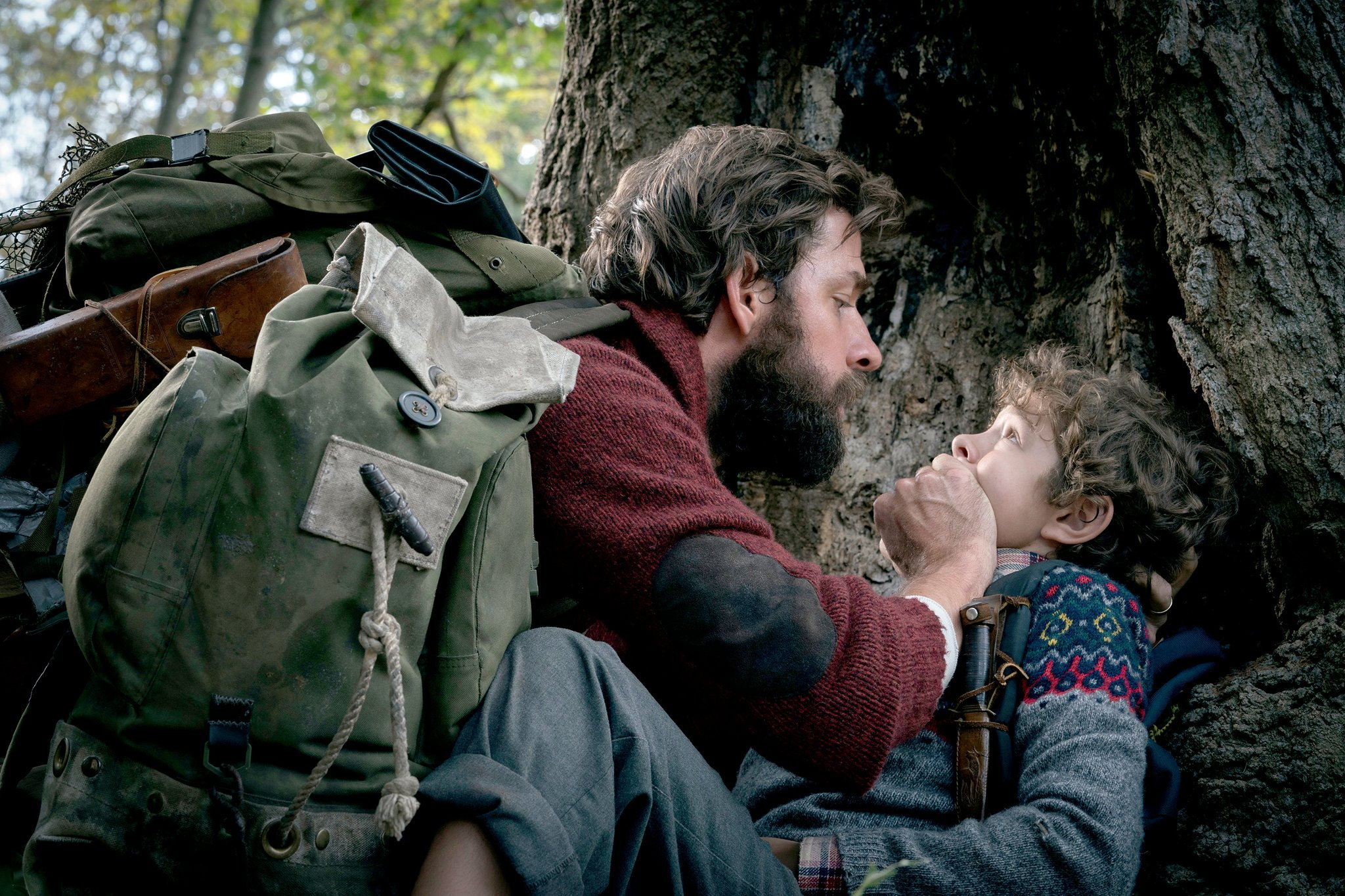 A Quiet Place REVIEW Still 2