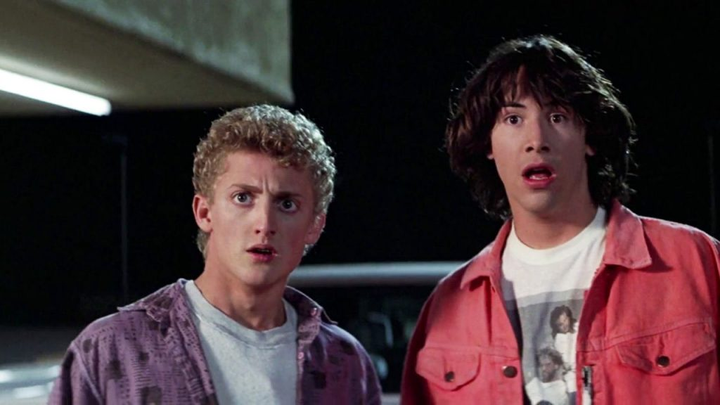 Bill & Ted Still 1