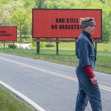 Three Billboards Review Still 1