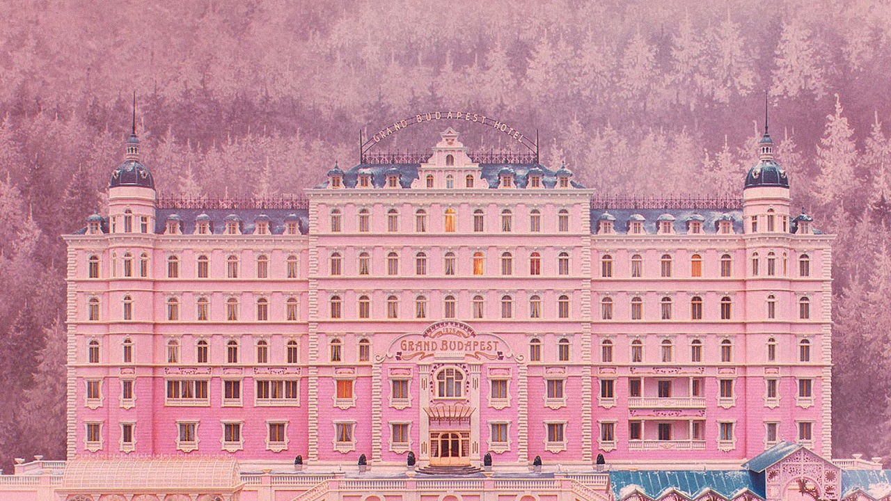 The Grand Budapest Hotel Still 2