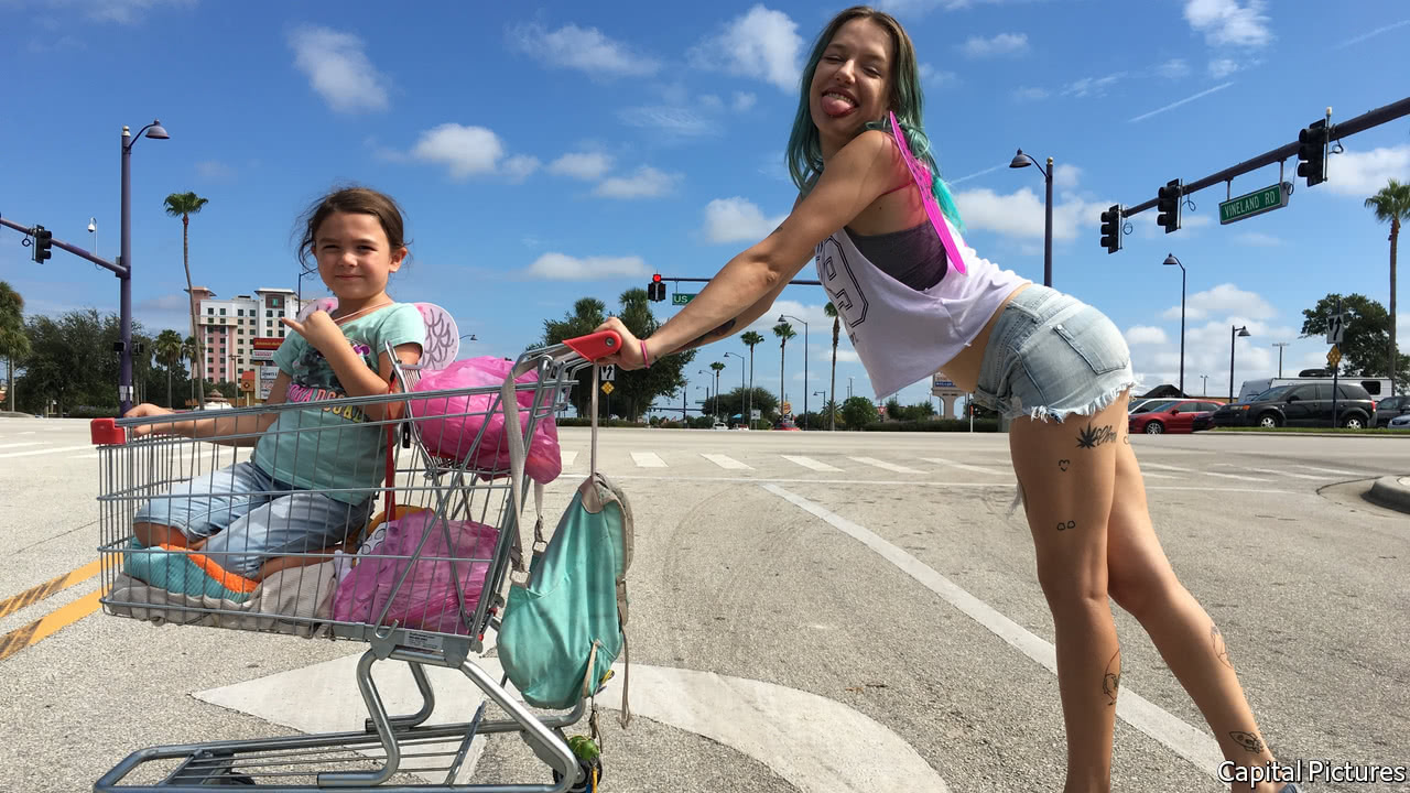 The Florida Project Review Still 1