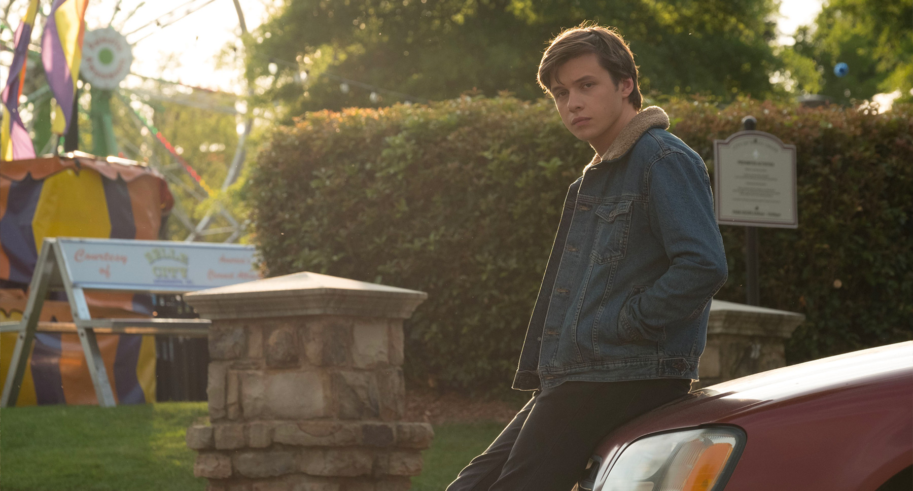 Love Simon Still 1