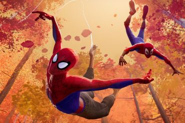 Spider-Man: Into The Spiderverse Still 1
