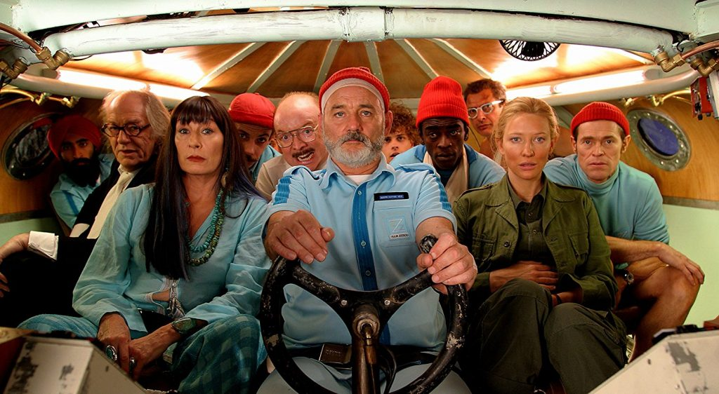 life aquatic with Steve Zissou Still 1