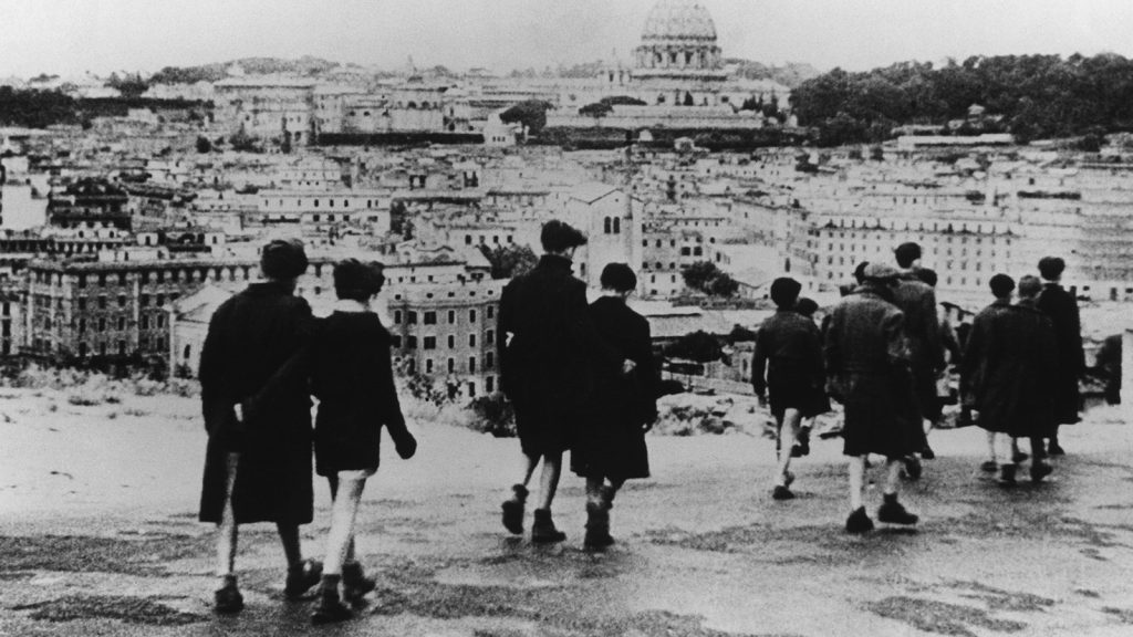 ROME, OPEN CITY Still 1