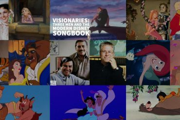 Visionaries: Menken, Disney Sherman Brothers