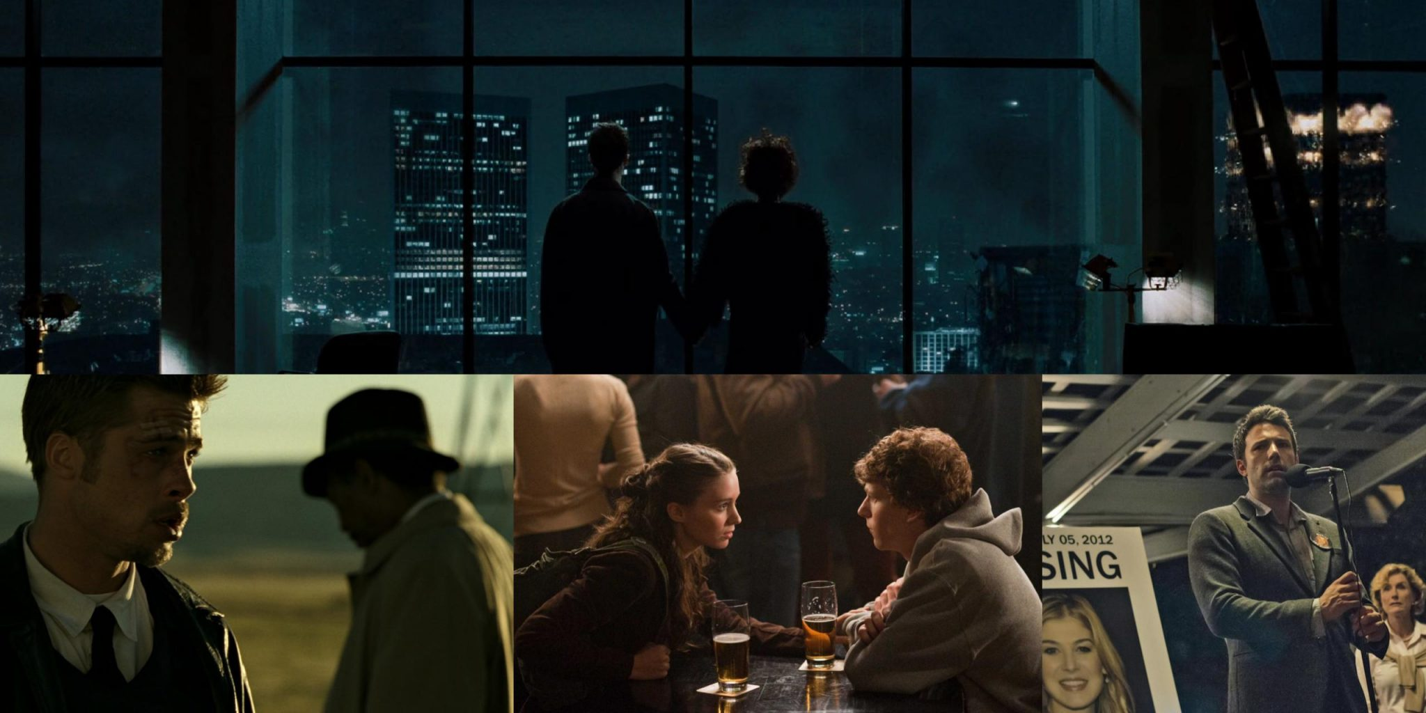 Ranked: David Fincher Films From Worst To Best