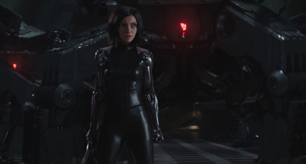 Alita: Battle Angel Still 5