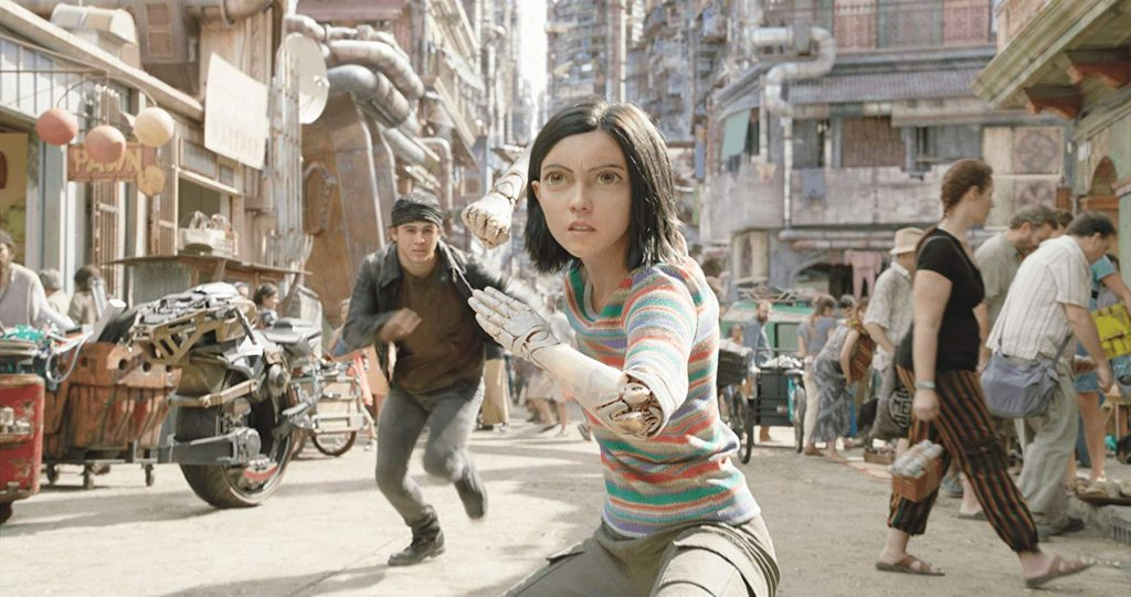 Alita: Battle Angel Still 2