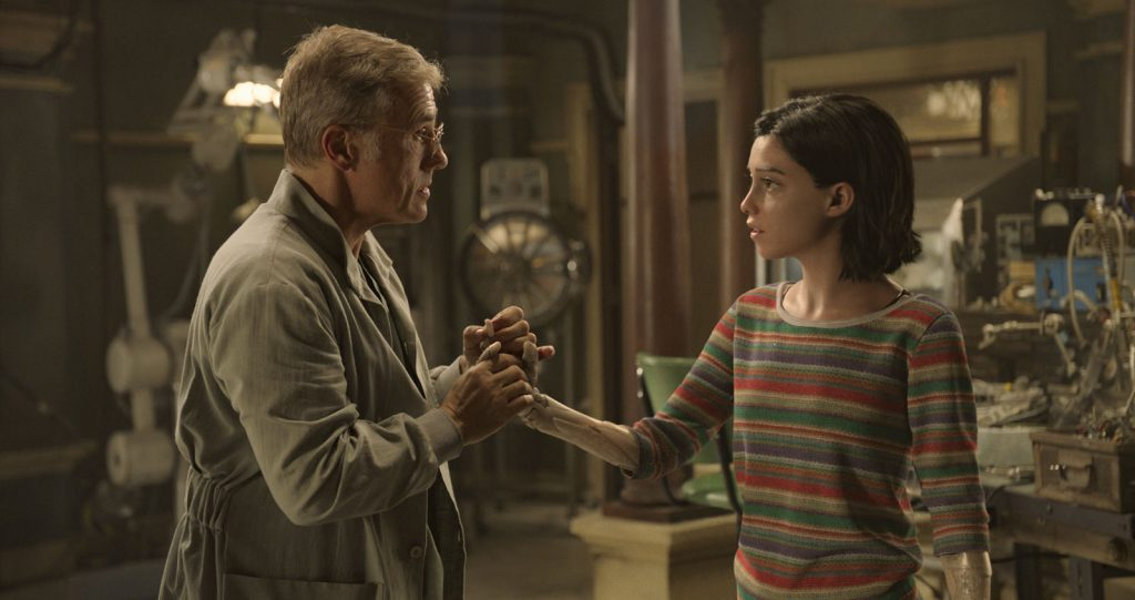 Alita: Battle Angel Still 4