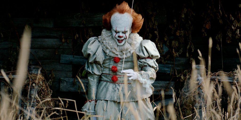 It 2017 Still 4 Pennywise