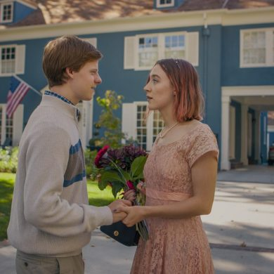 Lady Bird Best Picture Case