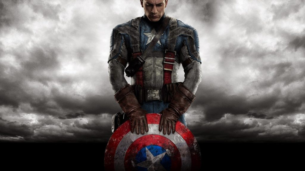 Captain America THE FIRST AVENGER STILL 1