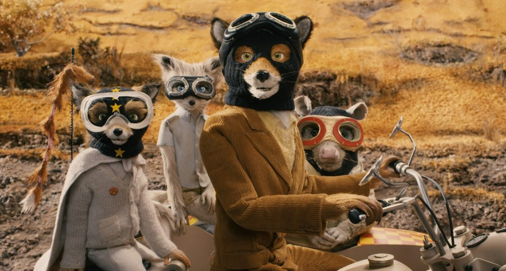 Fantastic Mr Fox Still 1
