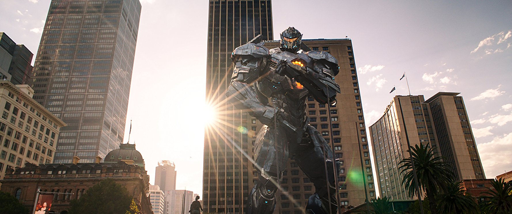 Pacific Rim: Uprising Review Before The Cyborgs Still 3