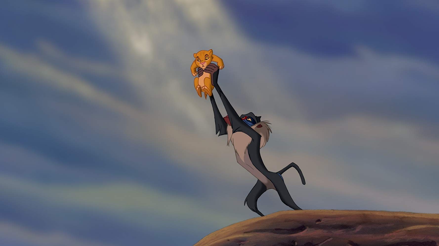 Lion King (1994) Still 2