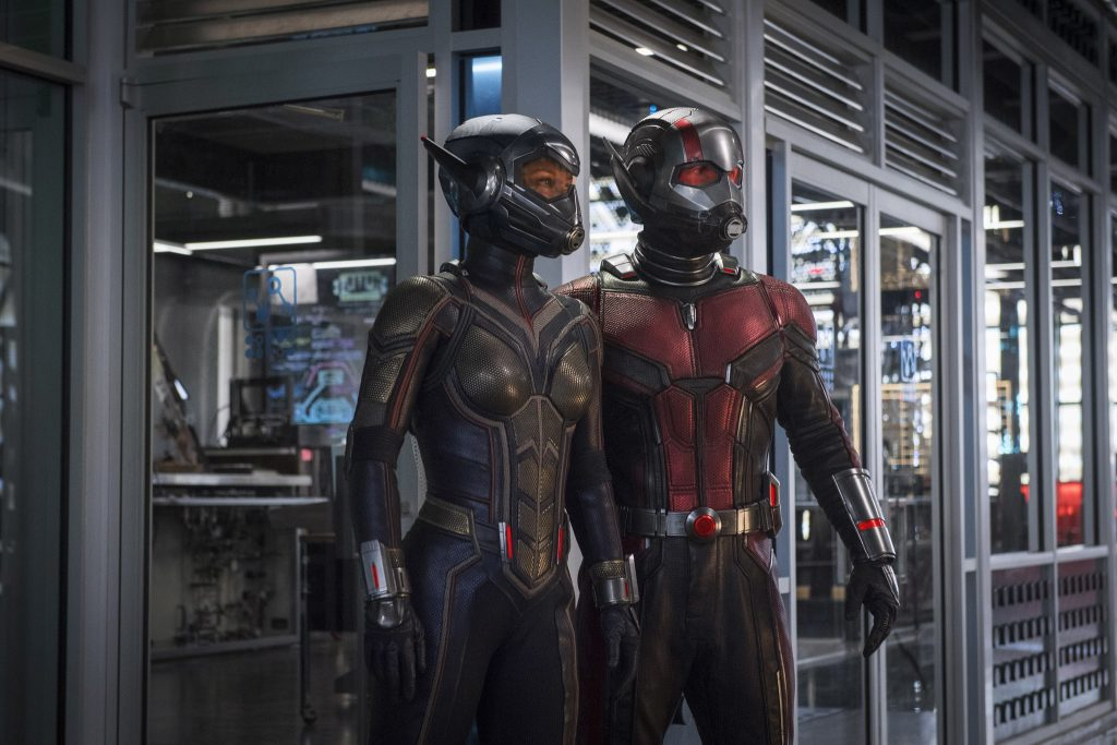 Ant-Man & The Wasp Still 1