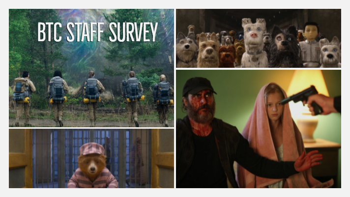 Best Movies of 2018 (Thus Far...April Edition)-BTC Staff Survey