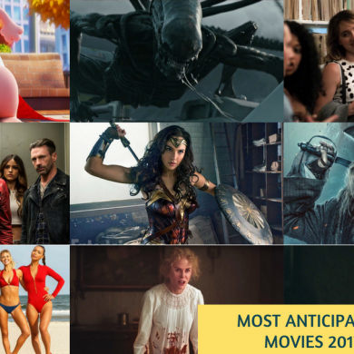MOST ANTICIPATED SUMMER MOVIES 2017 (PART 1)