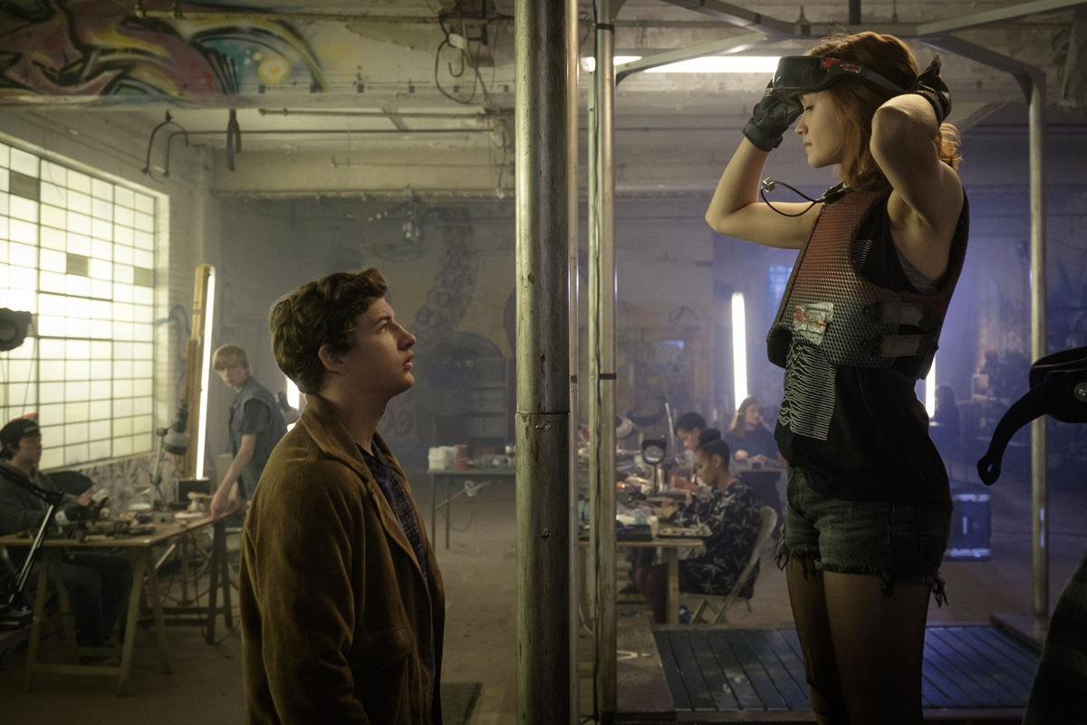 Ready Player One Review Still 4