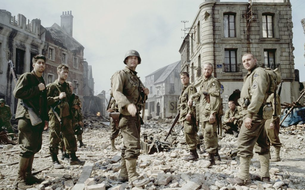 Saving Private Ryan Still 1