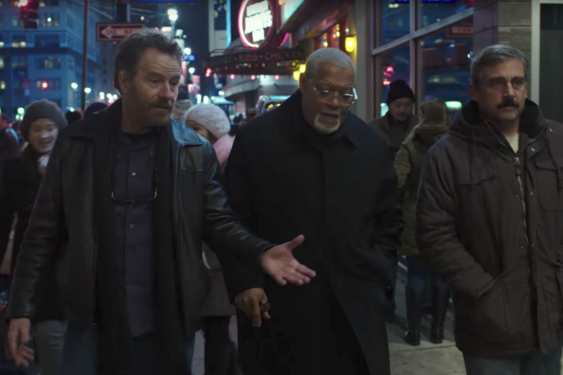 Last Flag Flying Trailer Still