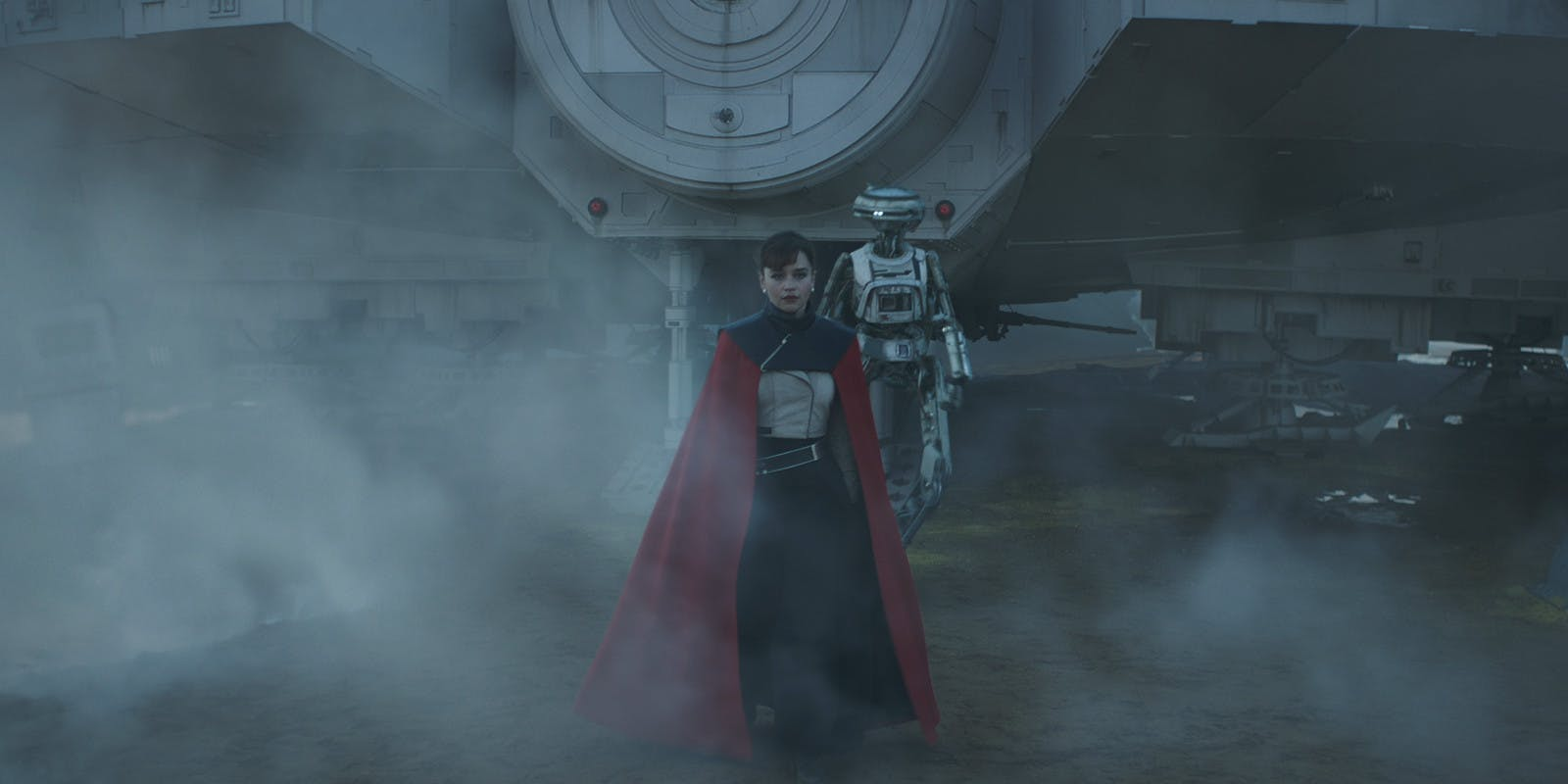 SOLO: A Star Wars Story Still 4