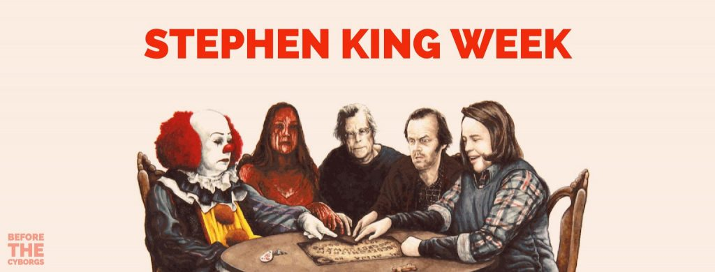 Stephen King Week BTC