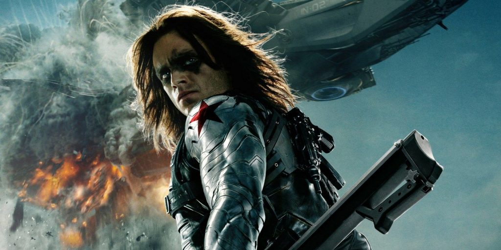 CAPTAIN AMERICA: WINTER SOLDIER STILL 1