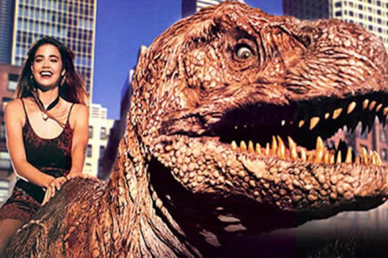 Tammy and the T-Rex Still 1