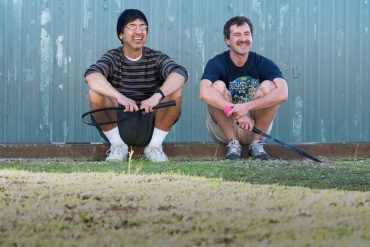 Paddleton Still 1