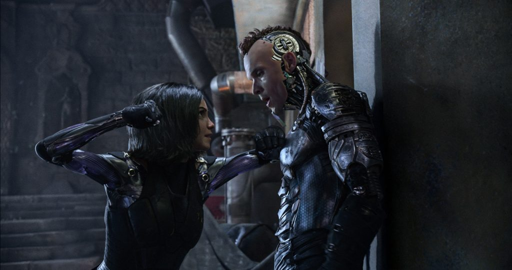 Alita: Battle Angel Still 3