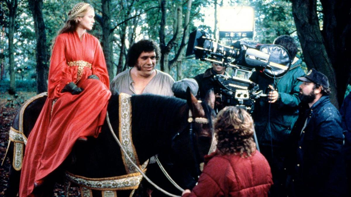 The Princess Bride Andre The Giant Still
