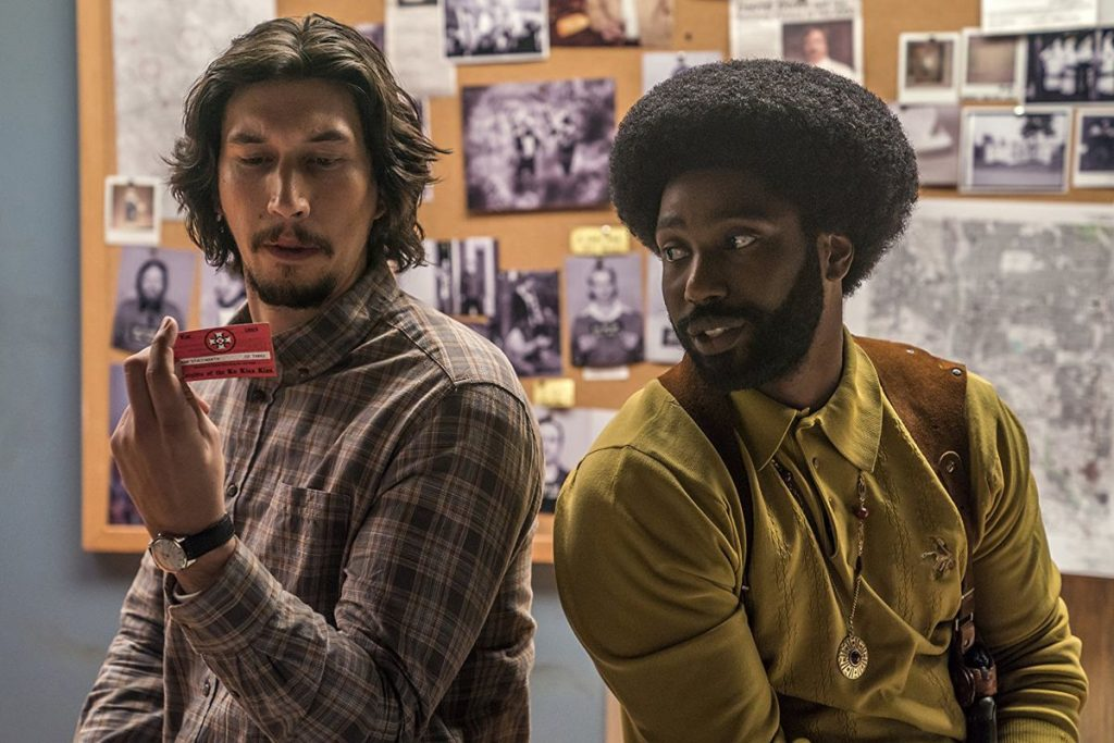 Blackkklansman STILL 1