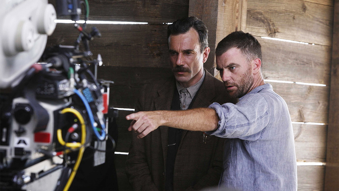 DANIEL DAY-LEWIS AND PAUL THOMAS ANDERSON
