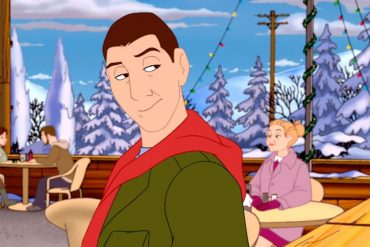 Eight Crazy Nights Still 1