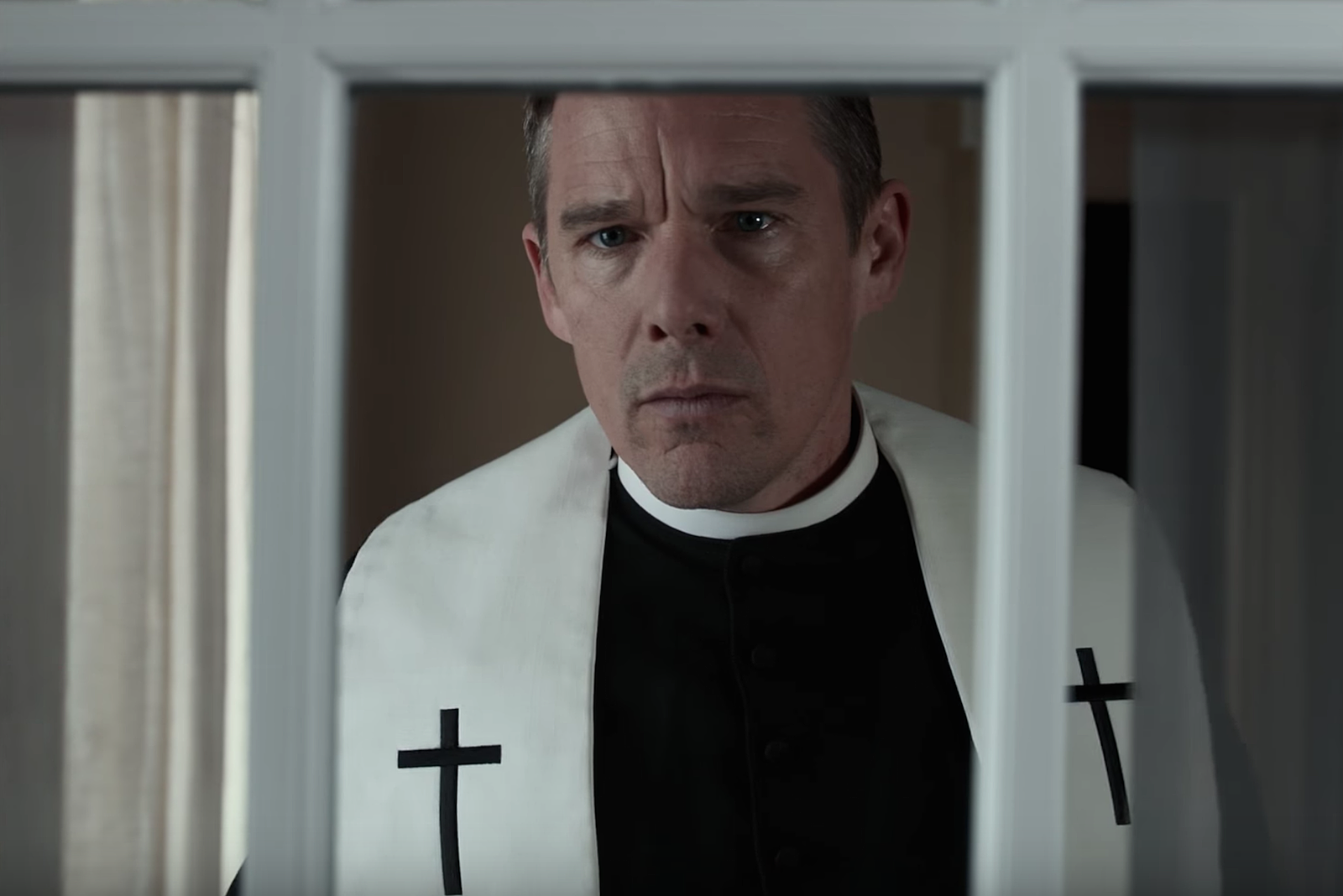 First Reformed Review Still 2