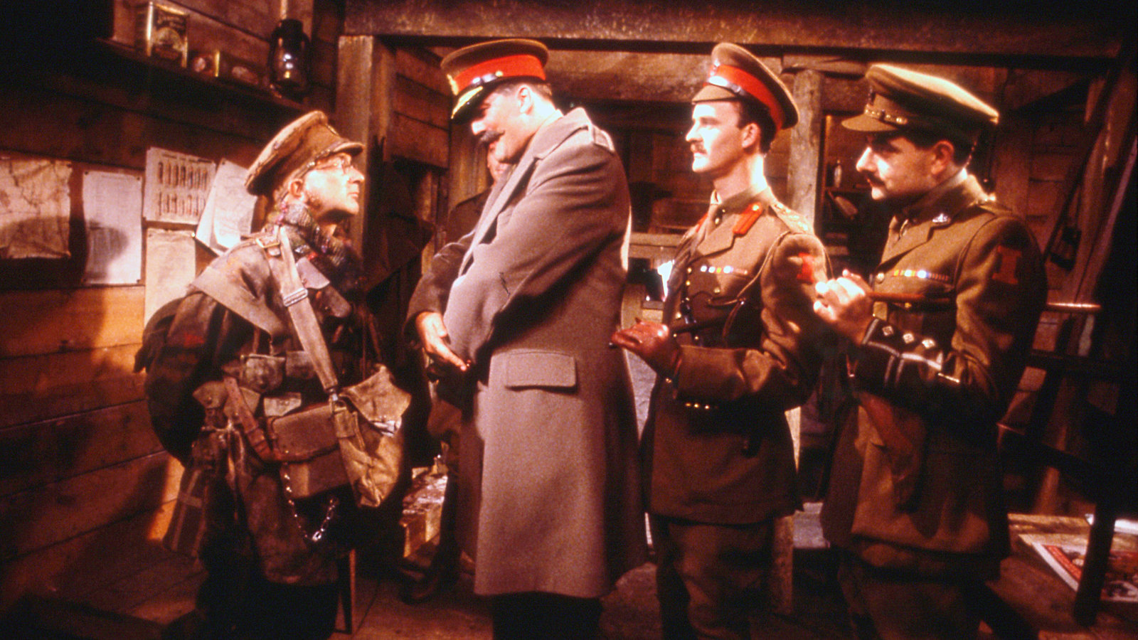 Blackadder Goes Forth Still 1