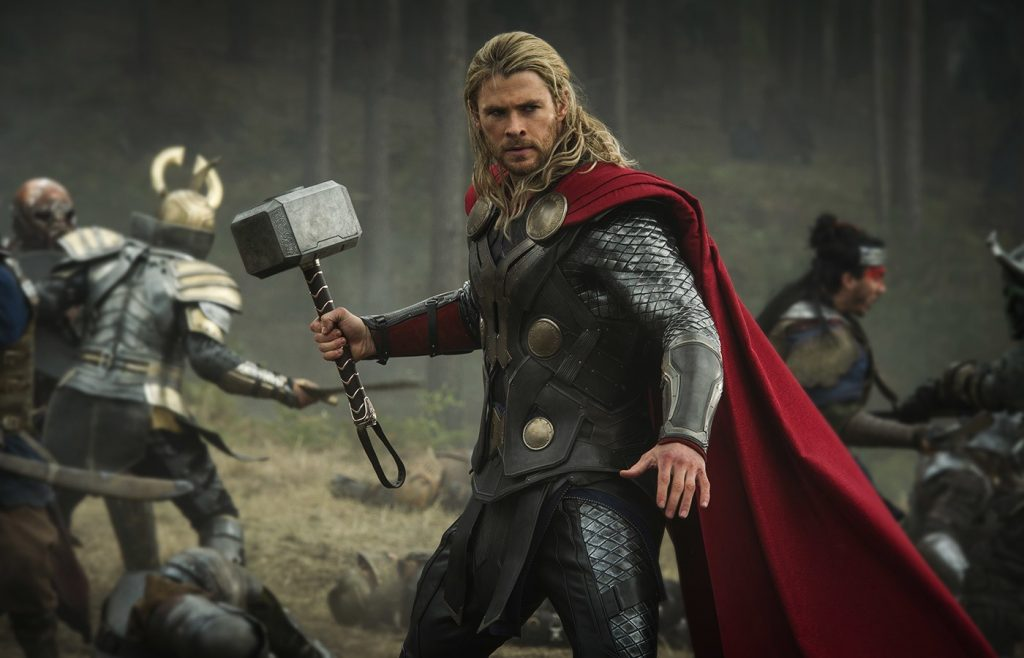 Thor Dark World Still 1