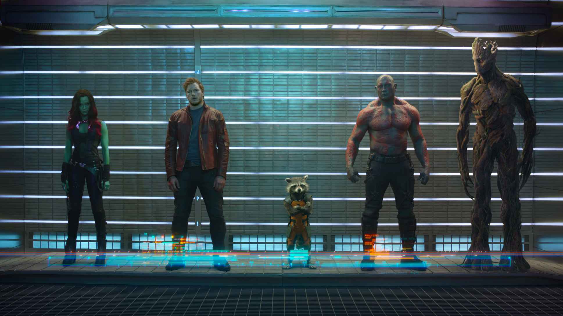 Guardians Of The Galaxy Still 1