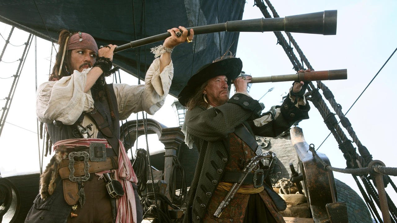 Pirates Of The Caribbean: At Worlds End Still 1