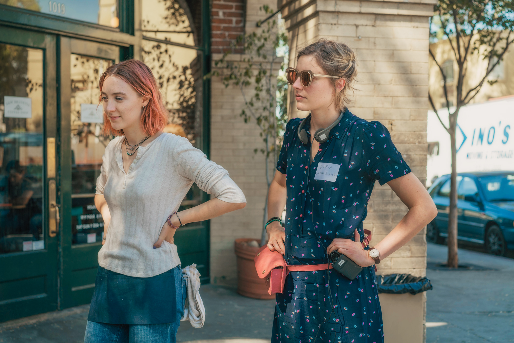 Lady Bird Movie Review Still 3