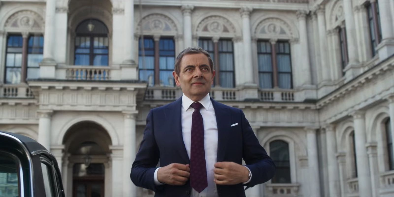 Johnny English Strikes Again Still 3