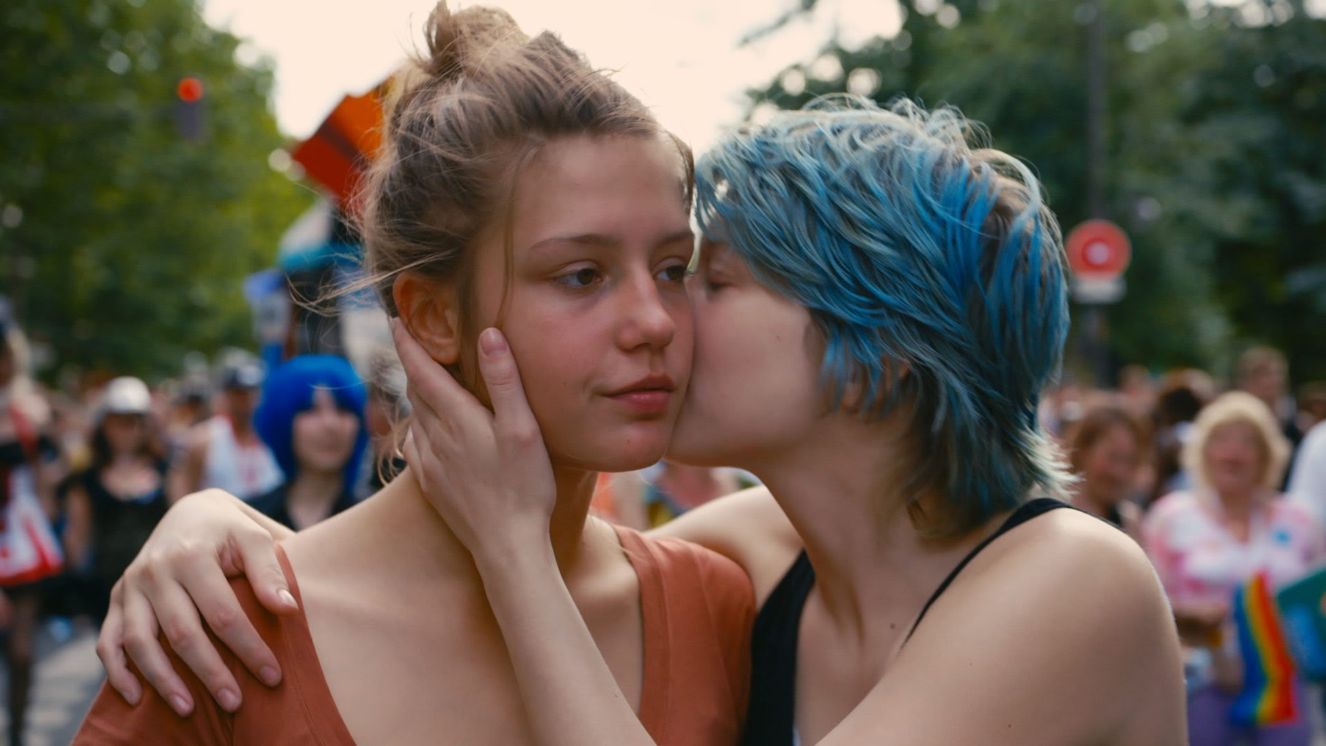 Blue Is The Warmest Color Still 1