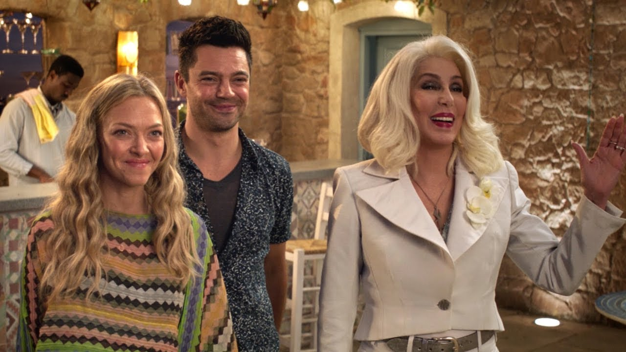Mamma Mia 2 Review Still 3