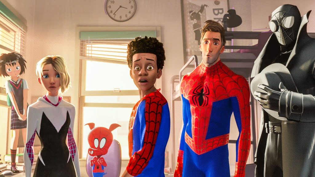 Spider-Man: Into The Spiderverse Still 2