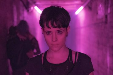 The Girl In The Spider's Web Still 1