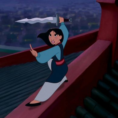 In Appreciation Of Mulan Still 4