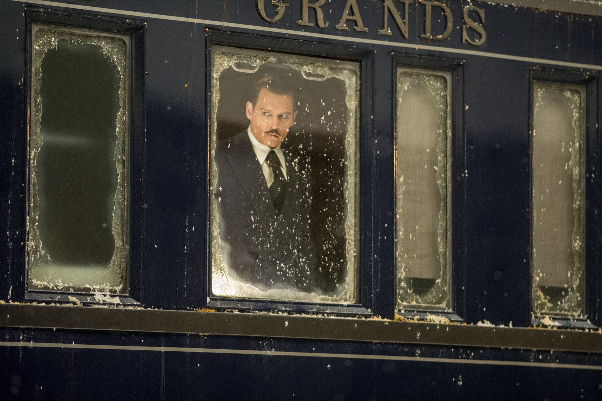 Murder on the Orient Express Still 1