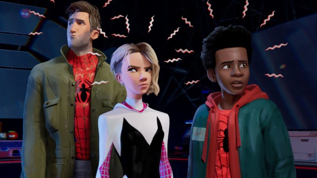 Spider-Man: Into The Spiderverse Still 3